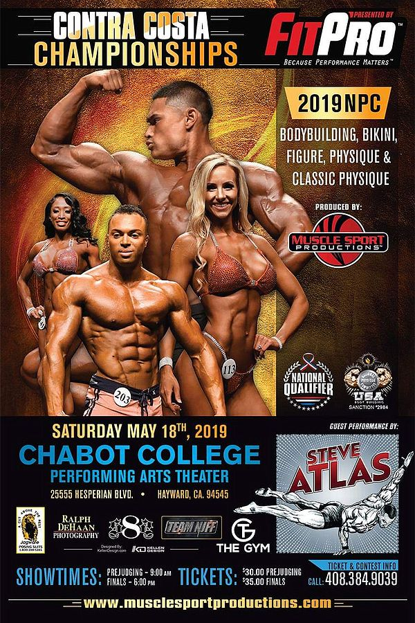 Mens Physique Prejudging Call - Keshowazo